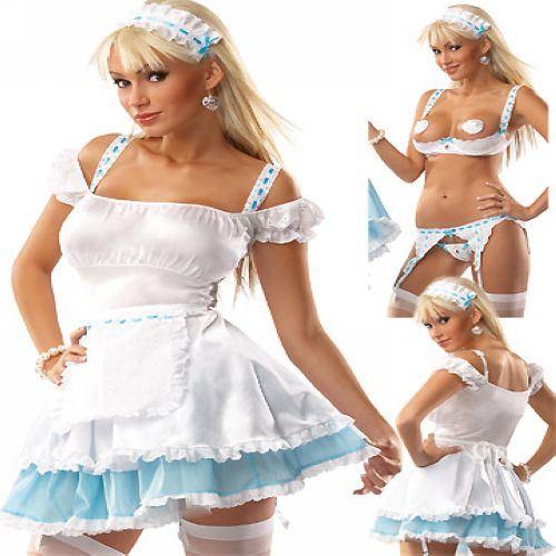 Sex Lingerie-Costume