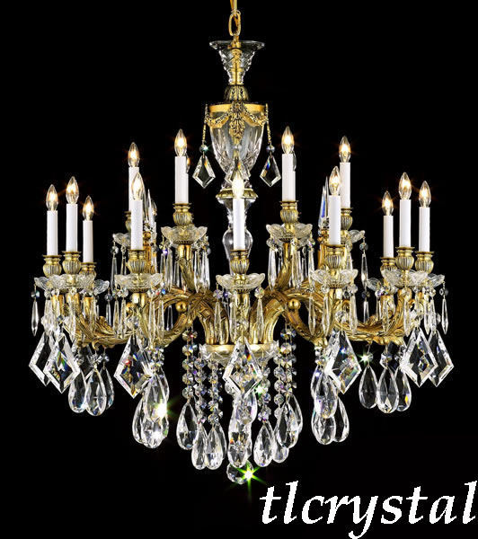 Antique Chandeliers and Antique Lighting at Legacy Antiques