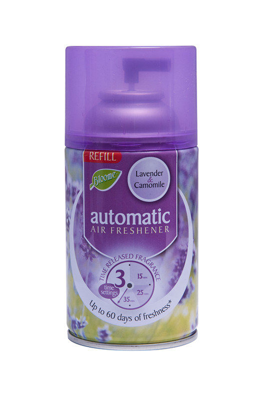 China Automatic Air Freshener Lavender Camomile 300ml China Automatic Air Freshener Air Freshener