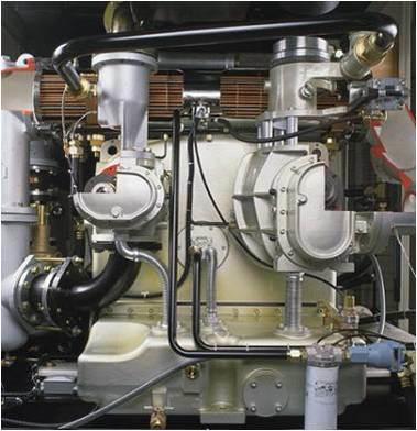 Ingersoll Rand Oil-Free Rotary Screw Air Compressor (SL150 SM150 SH150)