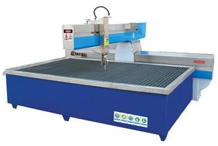CNC Waterjet Machine, Cutting Machine (SQ3020)