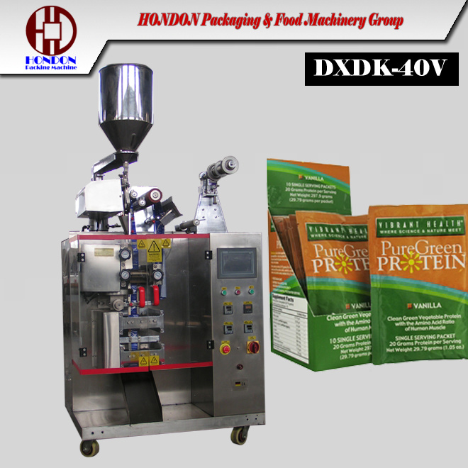 High-Speed Granule Packing Machine (DXDK-40V)