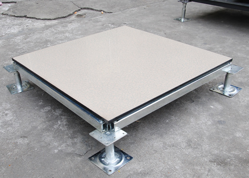 Raised Floor With Ceramic Tiles China Raised Floor Access Floor