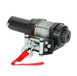 ATV Electric Winch with 4000lb Pulling Capacity (Updated Model)