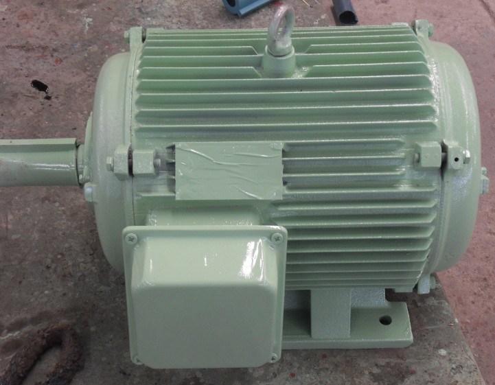 1kw-500kw Horizontal Permanent Magnet Generator/Alternator
