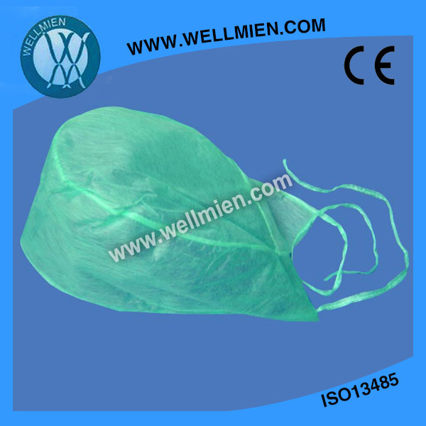 Disposable Surgical Doctor Nonwoven Caps