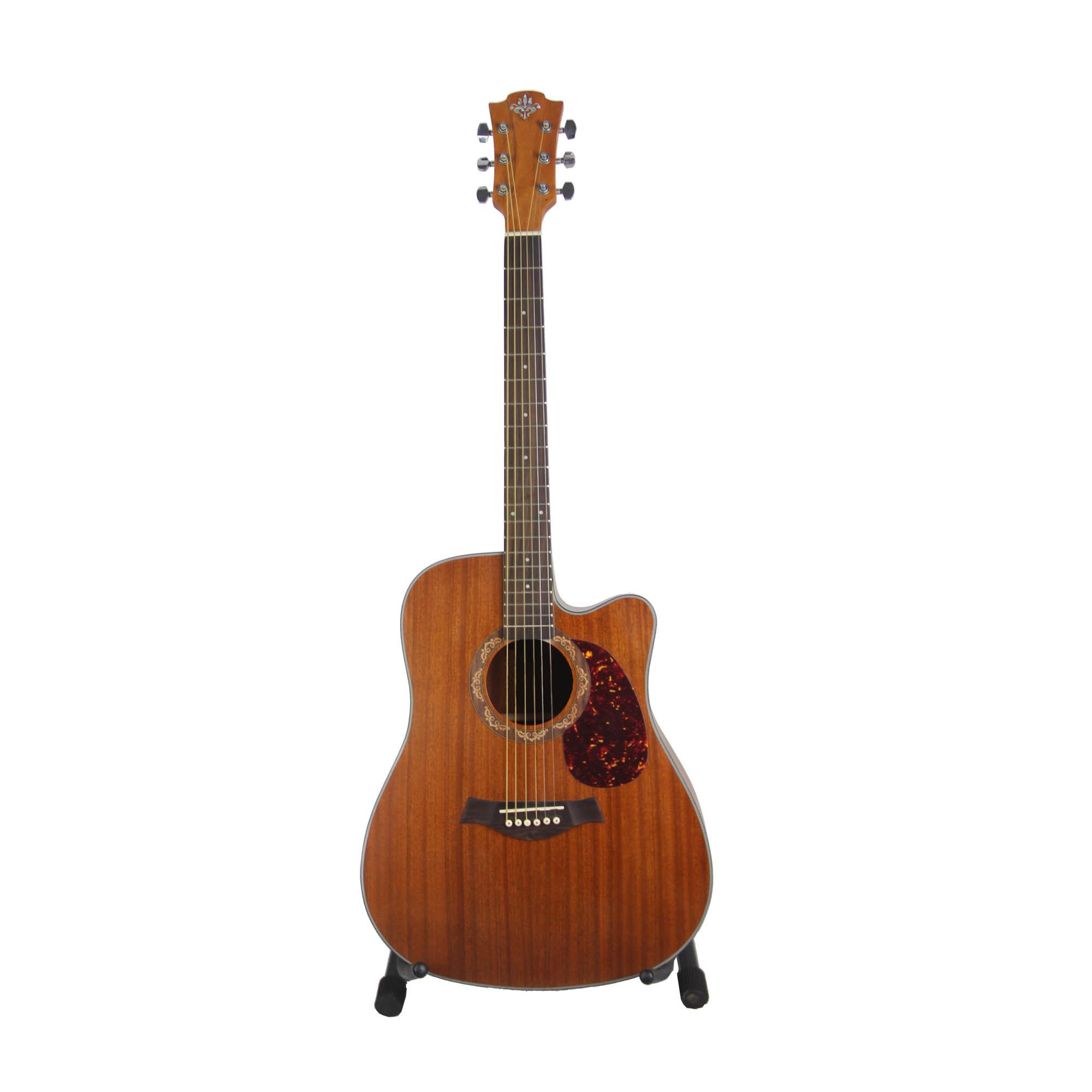 "41"" Spalli Acoustic Guitar Cutaway (AG-4155C)"