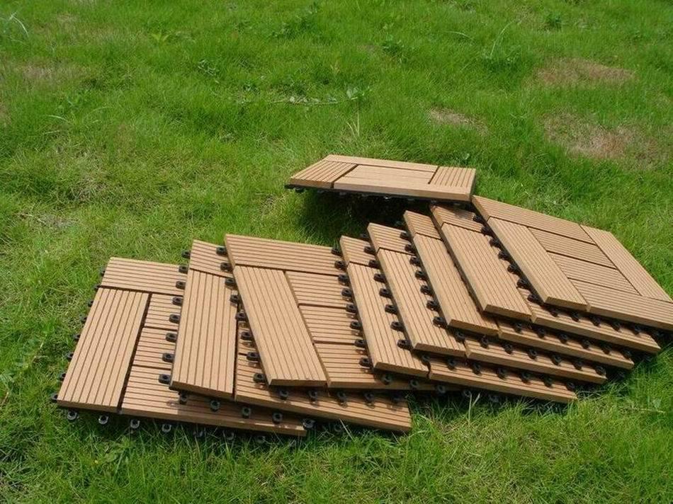 Tile flooring outdoor doors - How to install interlocking deck tiles ...