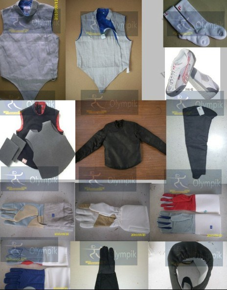 China Fencing Equipment-Sabre - China Fencing Uniform ...