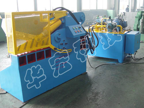 Hydraulic Alligator Metal Shear Machine