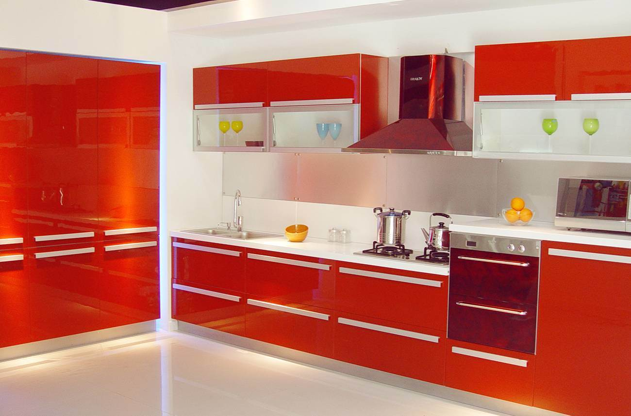 China kitchen cabinet ej xcg 01 china kitchen cabinet for Chinese kitchen design ideas