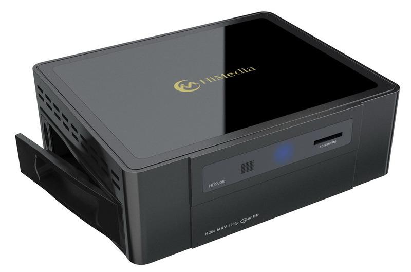 China HDD Media Player (HD500B-TH) - China Network Media ...