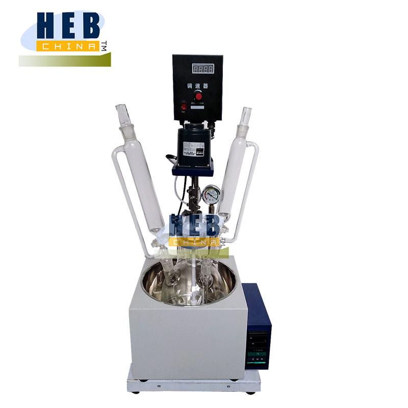 F1HA Multi-Function Reactor/Single Layer Glass Reactor
