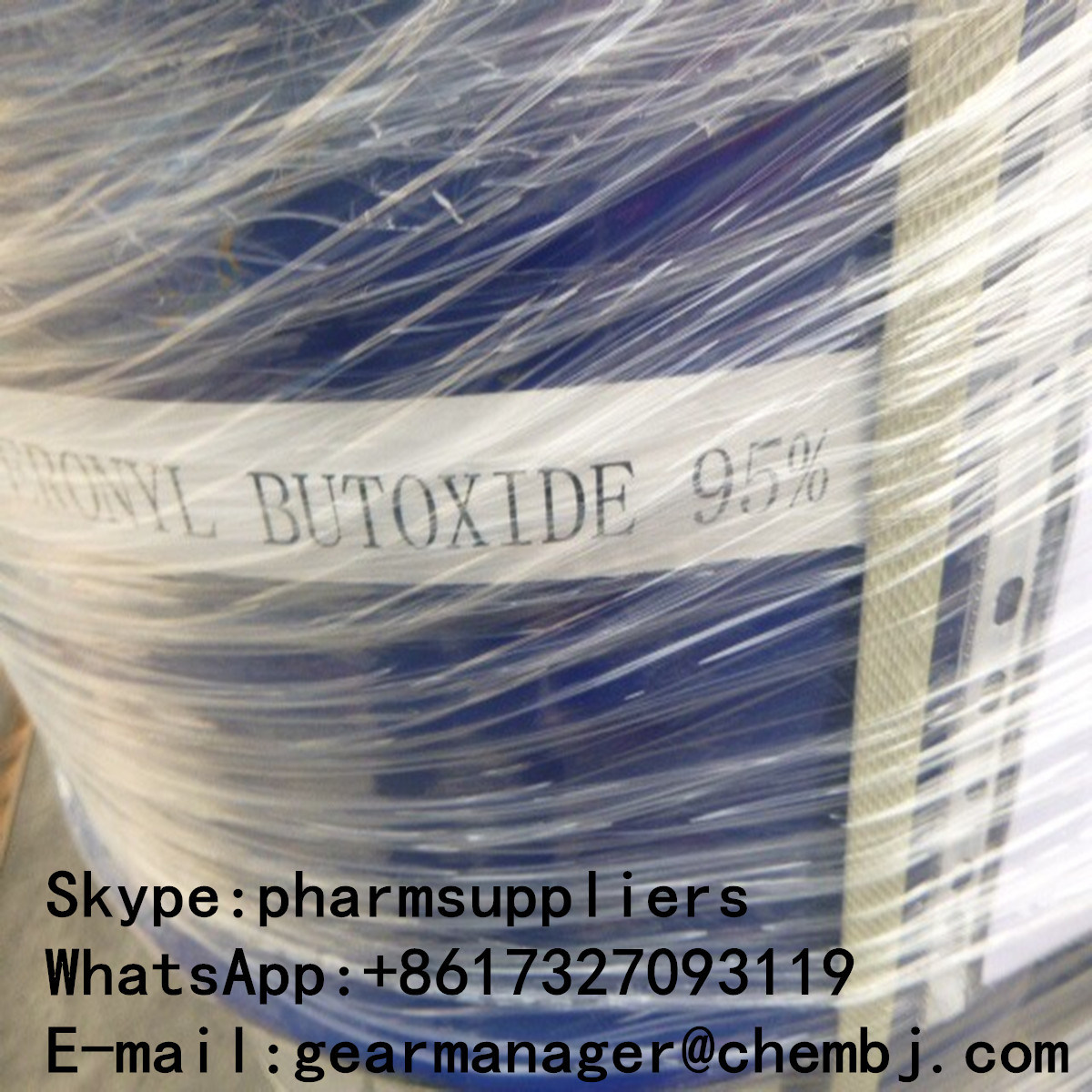 Pyrethroids and Rotenone Insecticide Synergist Pbo CAS 51-03-6 Piperonyl Butoxide