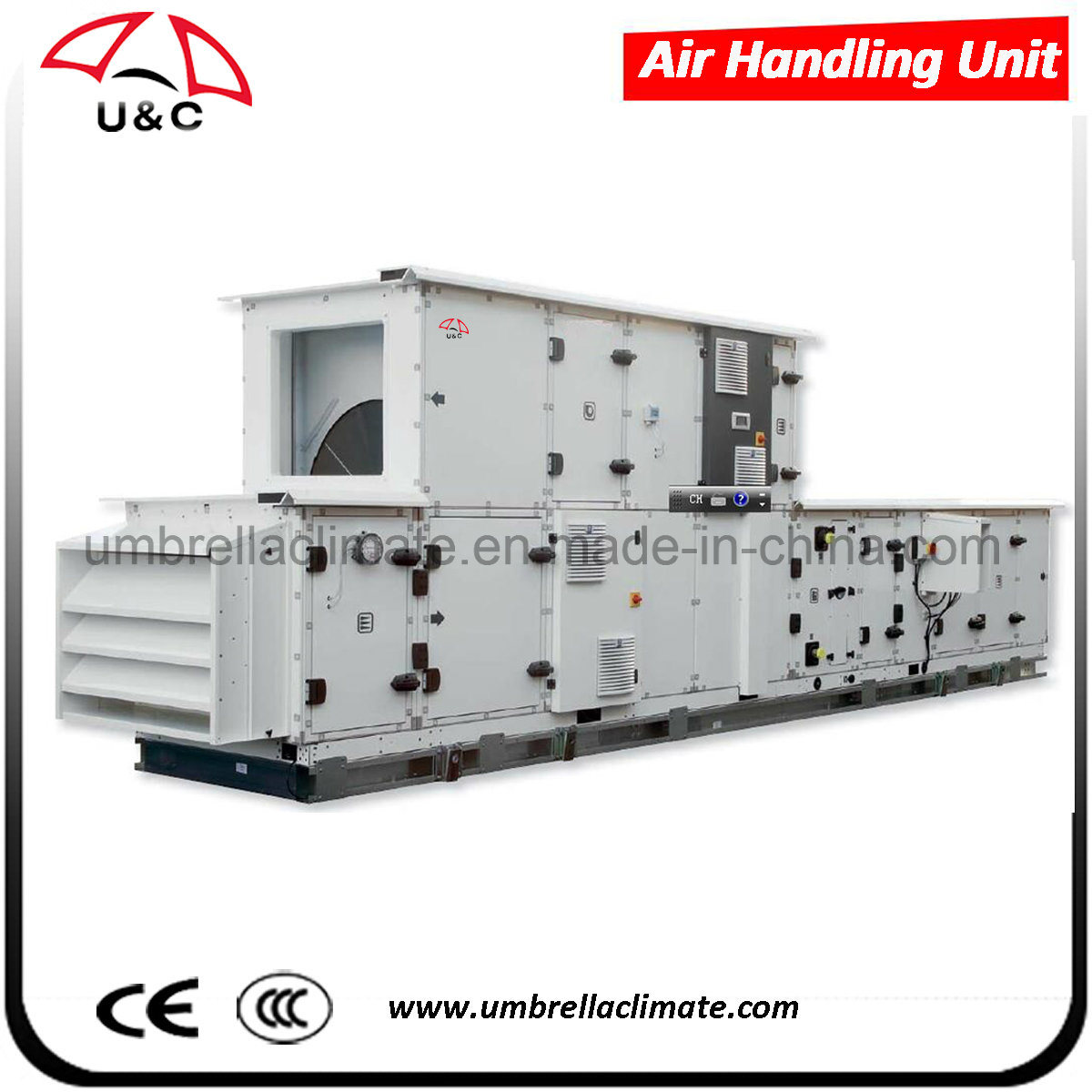 Tailor-Made Indoor Air Quality Modular Air Handling Unit