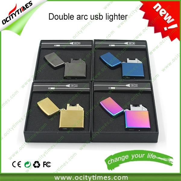 Wholesale USB Rechargeable Lighter No Gas for Cigarette