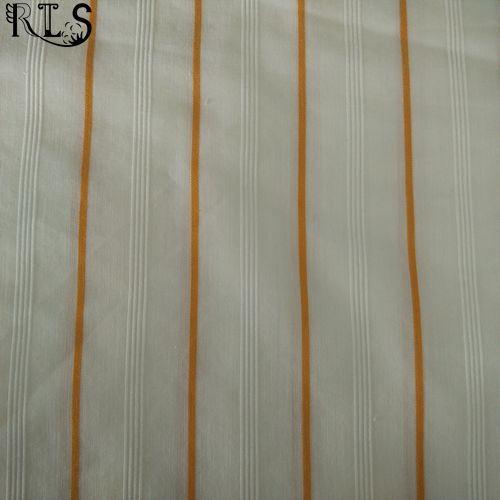 Spandex/Cotton Jacquard Woven Yarn Dyed Fabric for Shirts/Dress Rls40-31sp