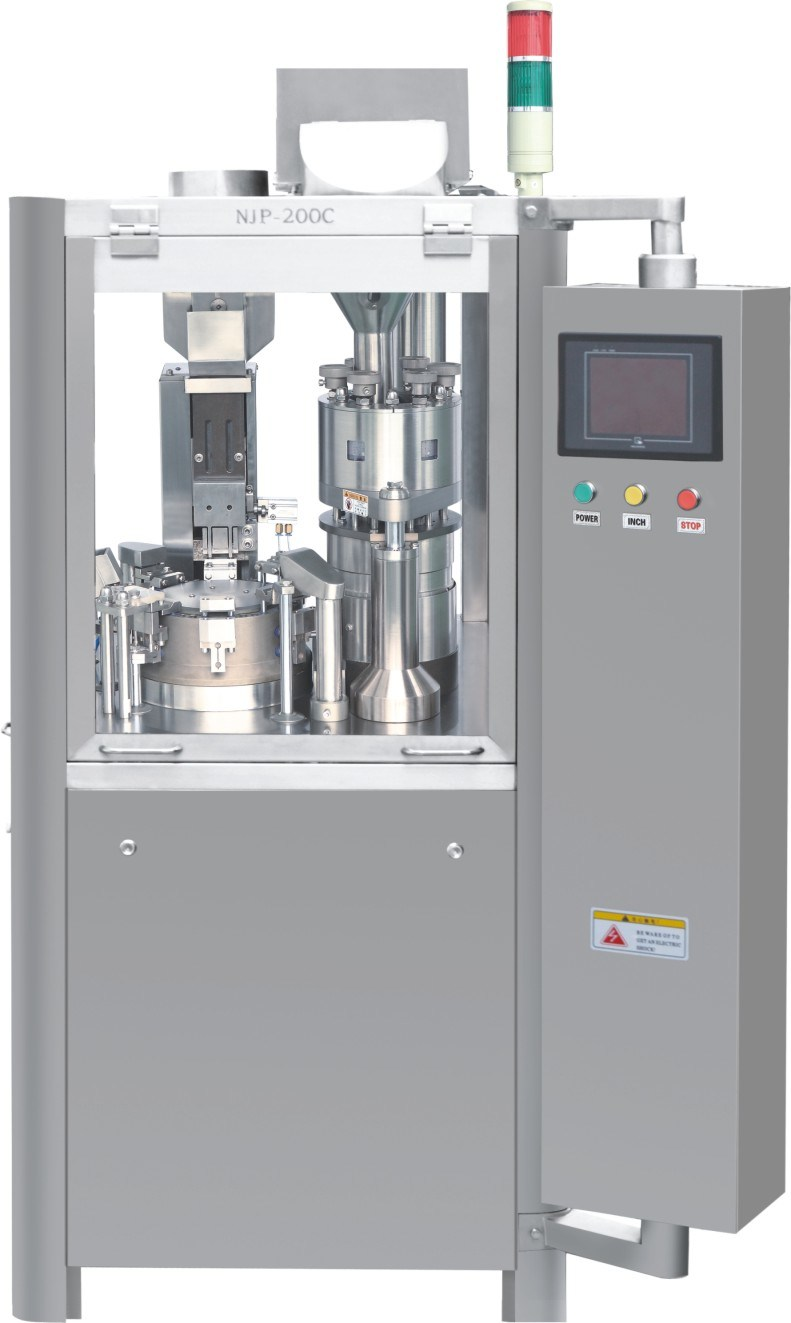 Small Size Fully Automatic Capsule Filling Machine (NJP-2-200C)