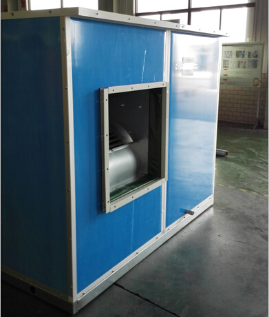Air Cooled Rooftop Air Conditioning Unit for Packaged Unit
