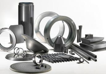 Silicon Carbide (SiC/SSiC/SiSiC/RBSiC) Piston Ring, Abrasion Resistance and Self-Lubricating