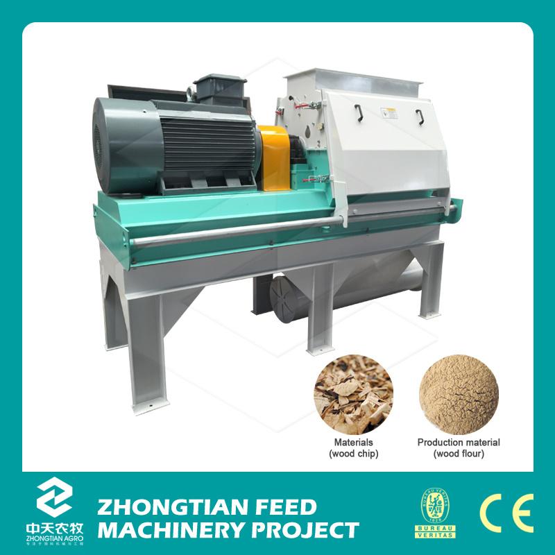 2016 New Biomass Wood Crusher Machine Sawdust Making Machine