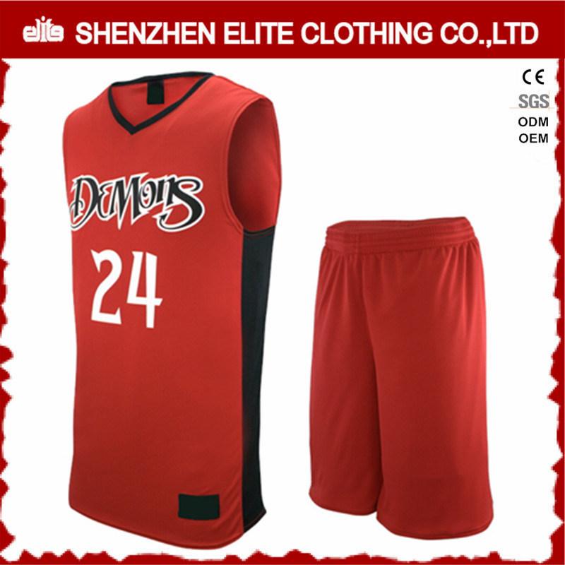 2015 2016 Best Basketball Jersey Design (ELTLJJ-199)