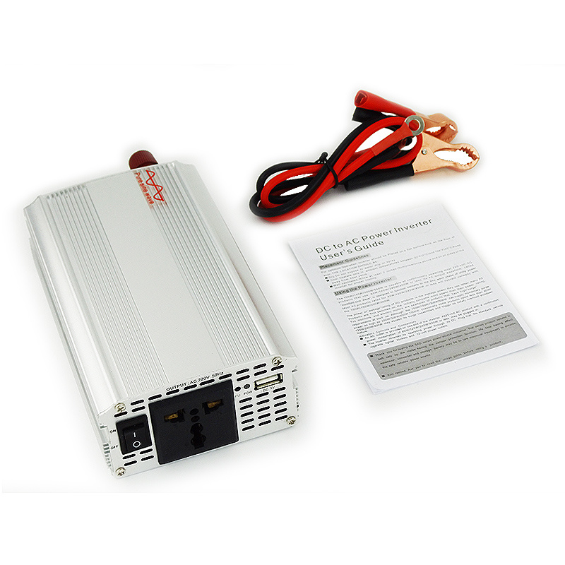 Pure Sine Wave Power Inverter (500W)