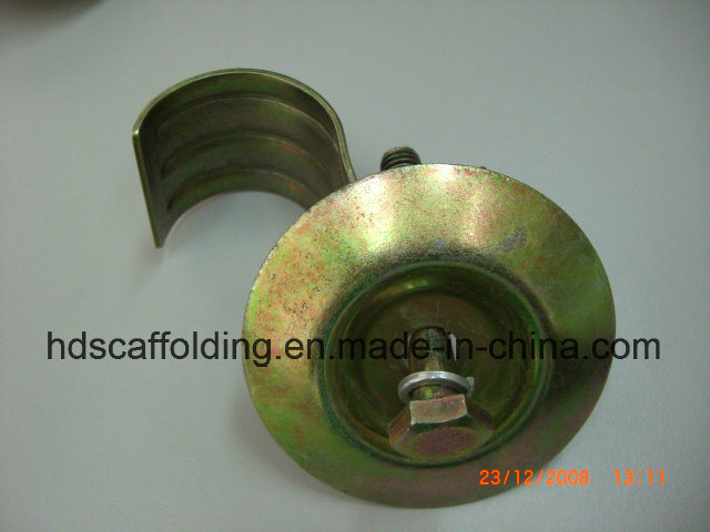Scaffolding Pressed Limpt/Mushroom/Plank Clamp