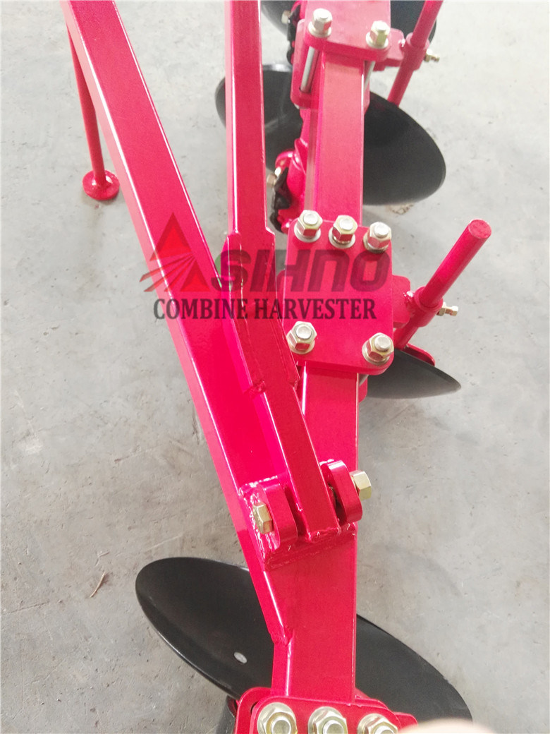 Agricultural Machinery Light Duty Single Disc Plough for Tractors