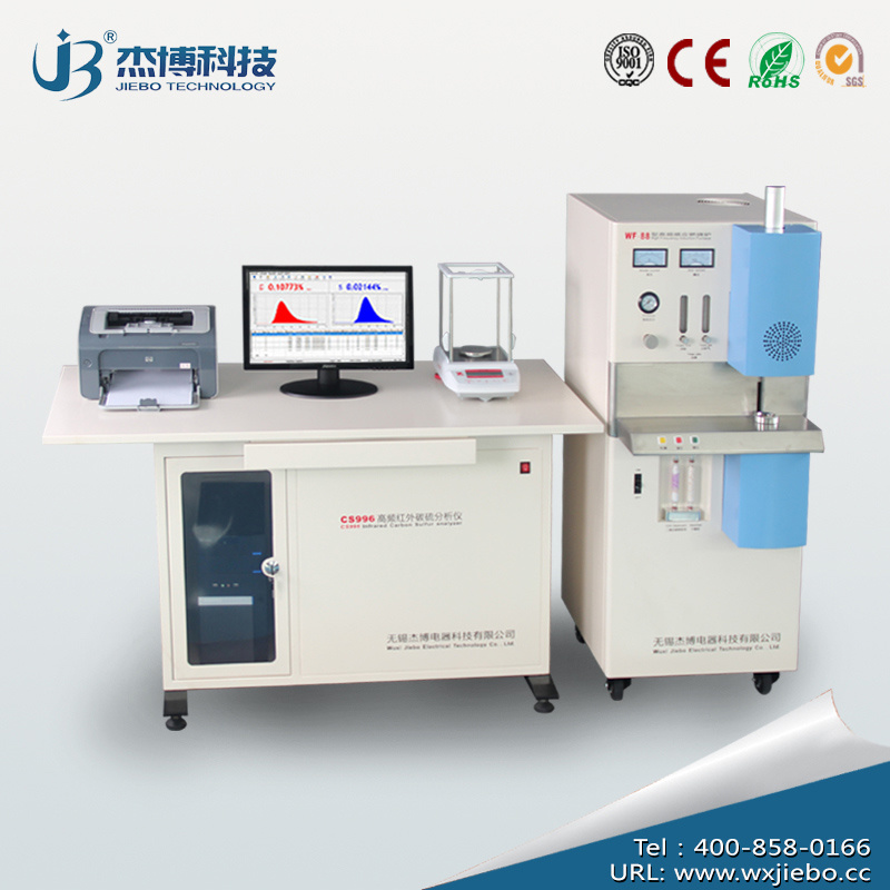 Carbon and Sulfur Analyzer for Nonferrous Metal