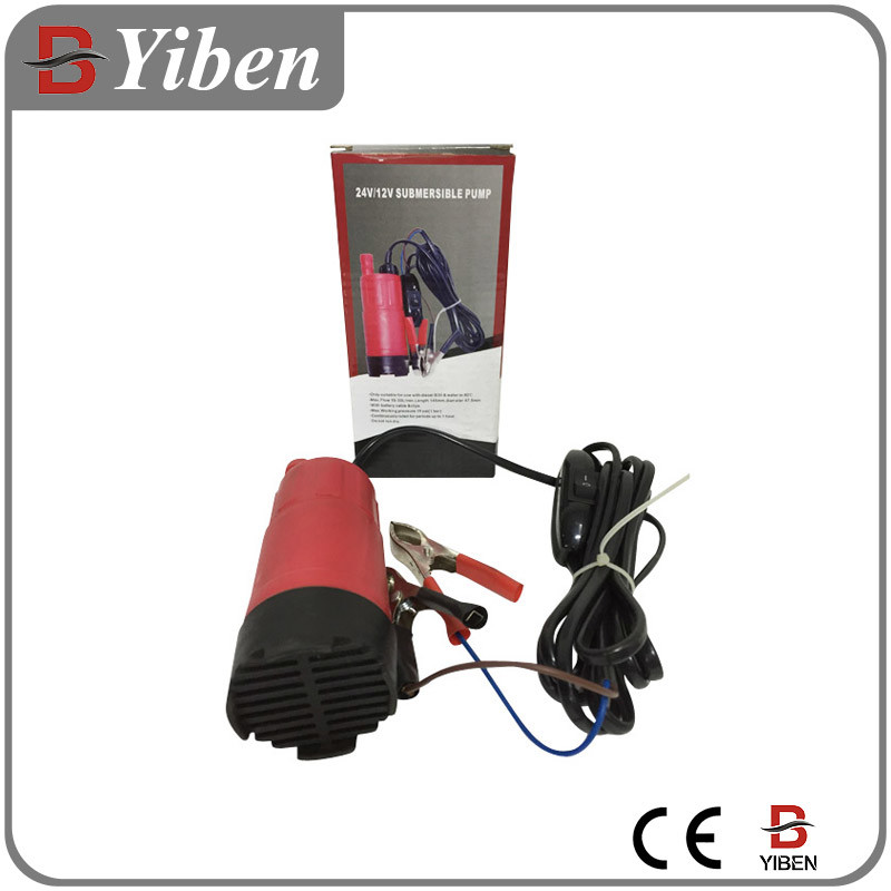 12V/24V DC Oil-Submerged Pump for Refueling with CE Approval (YB20)