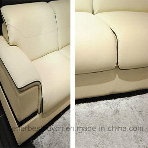 European Style Black High-End Sofa for Living Room