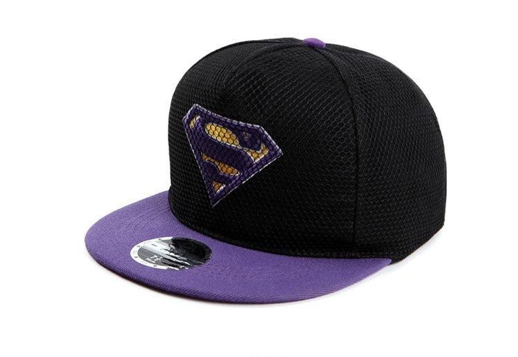 Cool Flat Bill Hip Hop Snapback with Custom Logo