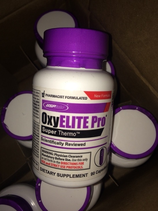 Fast Herbal Oxyelite PRO Slimming Diet Pills Lose Weight Loss