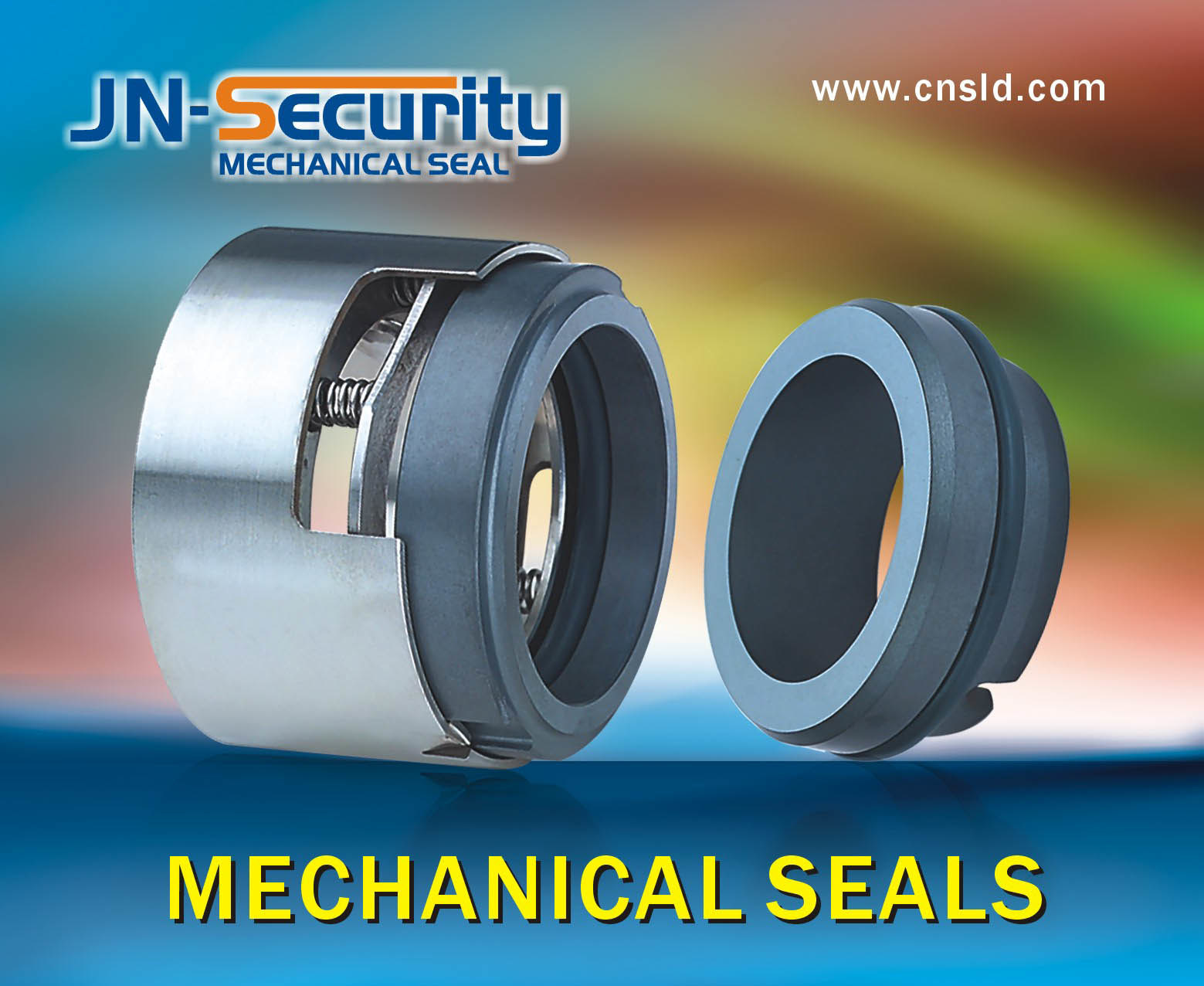 Series Mechanical Seals for Pump and Auto