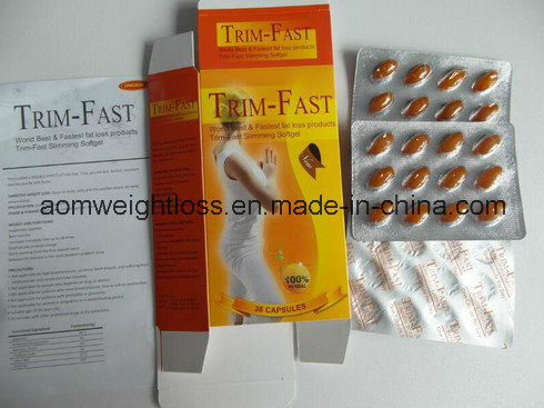 Weight Loss Trim Fast Slimming Capsule