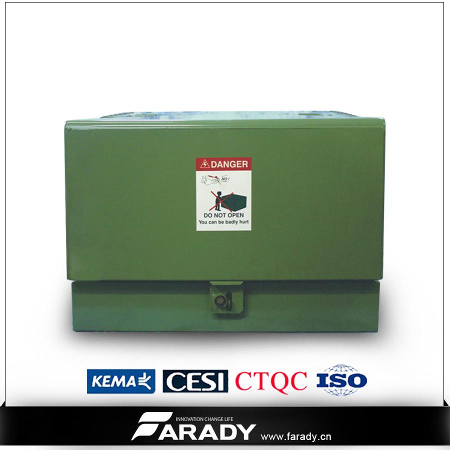 Transformador De 500 kVA Tipo Pedestal