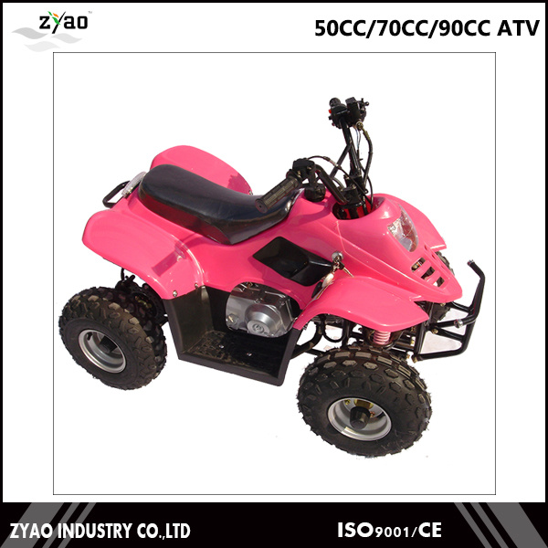China Cheap 50cc 4 Wheeler Kids Atv Small Quad Bike Atv Sports