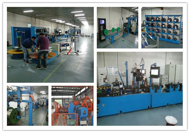 Aluminum Clad Stainless Steel Tube Opgw