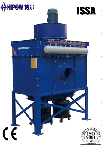 5.5kw-150kw High Power Big Airflow Industrial Dust Collector