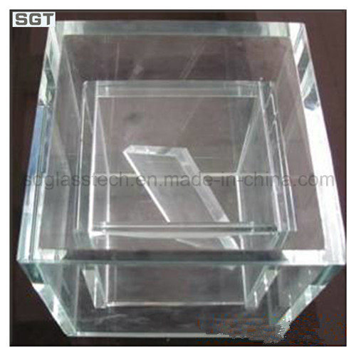 Low Iron Tempered/Toughened Glass for Architectural Decoration