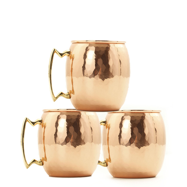 Moscow Mule Copper Mug 16oz