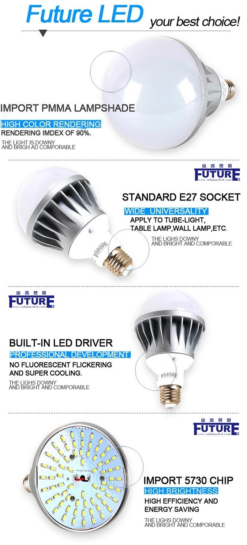 Hot-Selling High Power LED Light/LED Bulb/LED Diode