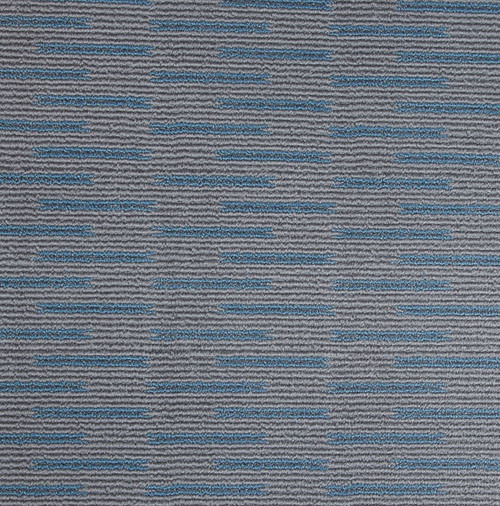 High Grade Carpet Pattern Click Vinyl Flooring