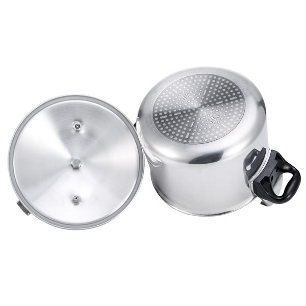 Fast Moving Home Appliance Aluminum Pressure Cooker in Russia 3L, 5L, 7L, 9L, 11L, 13L, 15L, 40L)