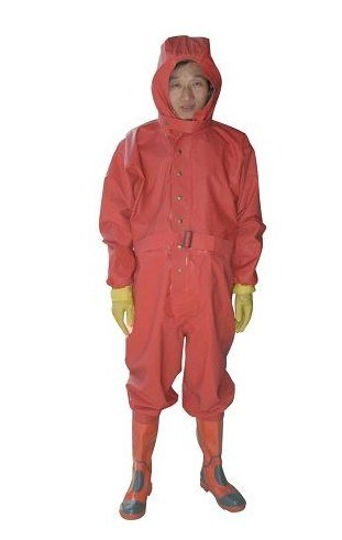 Anti-Biochemical Clothes/ Chemical Protective Suit Fire-Fighting Suit