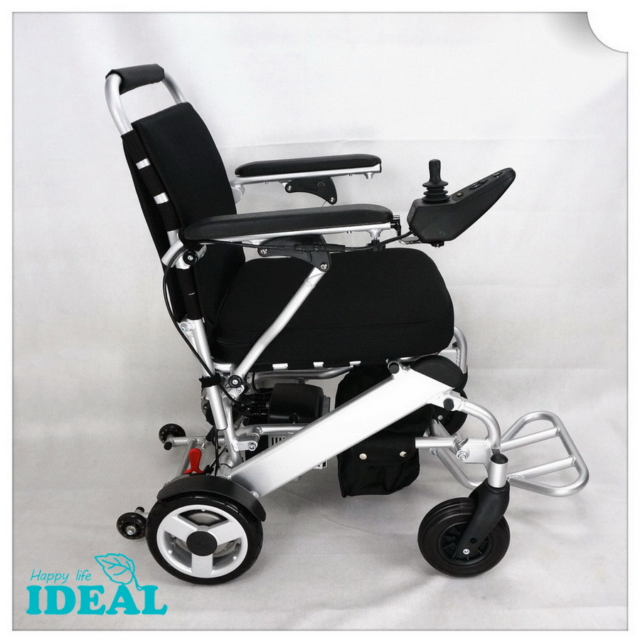 Tiny 4 Foldable and Portable Electric Wheelchair