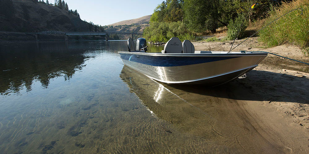Beautiful Aluminium Boat Of2-19
