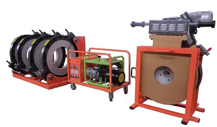 Hydraulic Plastic Butt Fusion Welding Machine