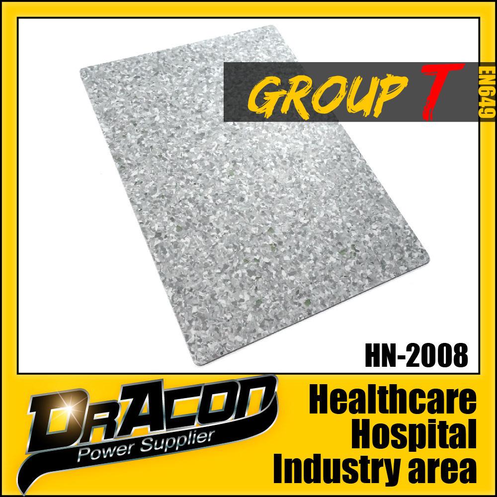 Homogeneous Vinyl Flooring Roll PVC Flooring (HN-2008)